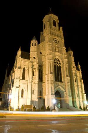canton: Canton Church Stock Photo