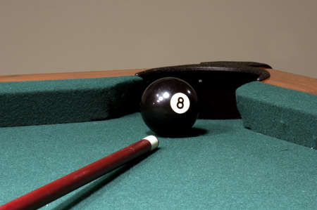 eightball: Shot on the Eightball