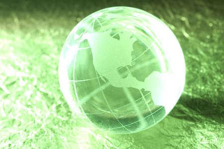 Green Earth Imagens