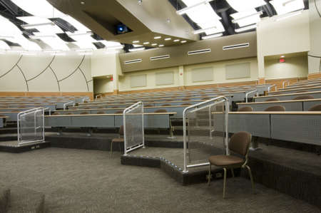 cieling: Lecture Hall at College