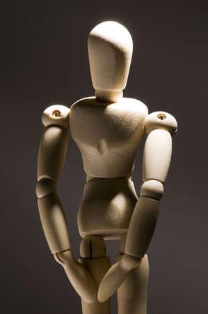 bendable: Posing Model