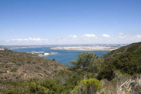 サンディエゴ ロマ岬からの眺め