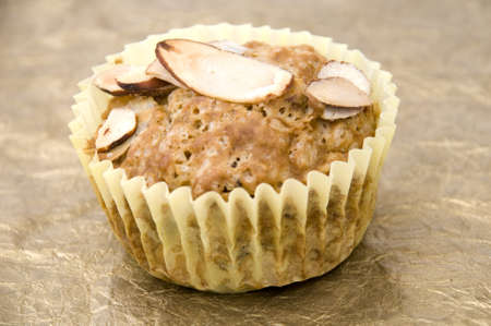Fig and Almond Muffin