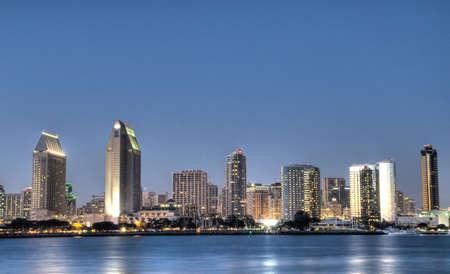HDR van San Diego