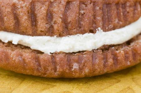 Close up WHoopie Pie 版權商用圖片 - 8915301