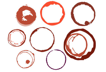 stain: Wine Rings