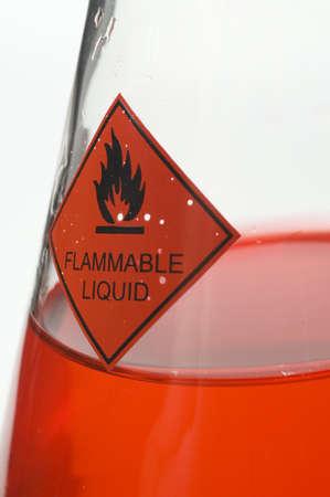Toxic Red Liquid Imagens