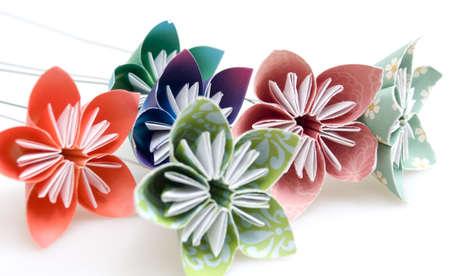 Origami Bloemen