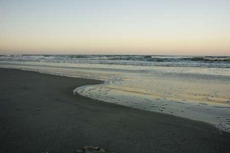 cocoa beach: Cocoa Beach at Sunset