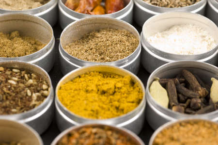 Indian Spices photo