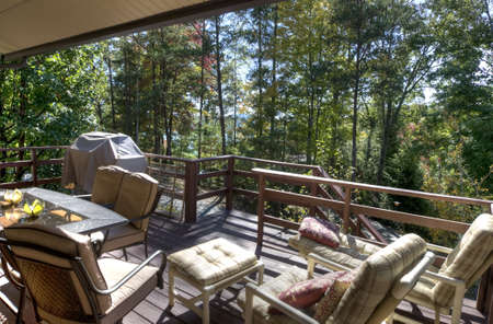 Deck in NC photo