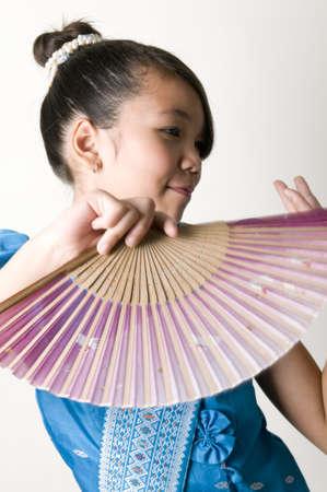 Dancing with Fan