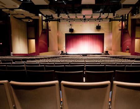 Auditorium at Public School in Florida