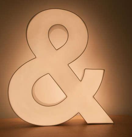 Ampersand Light photo