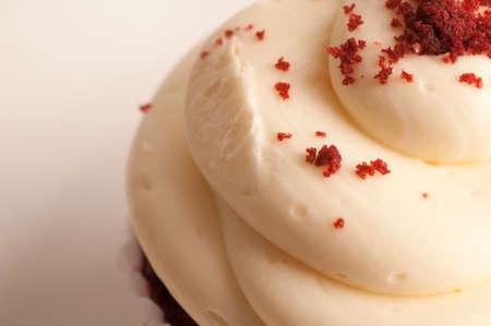 terciopelo rojo: Red Velvet Cupcake