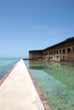 Fort Jefferson at Dry Tortugas photo
