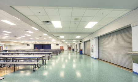 cafeterias: school cafeteria Editorial