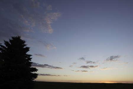 iowa: Early Morning in Iowa