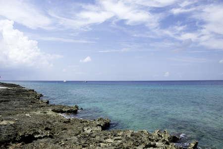 cayman: Grand Cayman Stock Photo