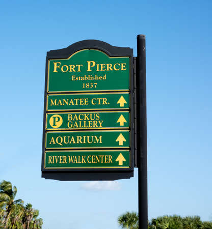 Sign in Fort Pierce