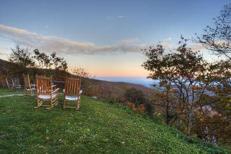 View of North Carolina Stock Photo - 16297089