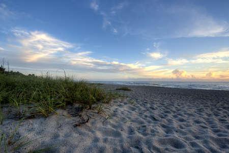 Indialantic Beach in Florida Stock Photo - 16693932