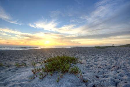 Indialantic Beach in Florida Stock Photo - 16693935