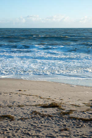 Beach in Sebastian, Florida photo