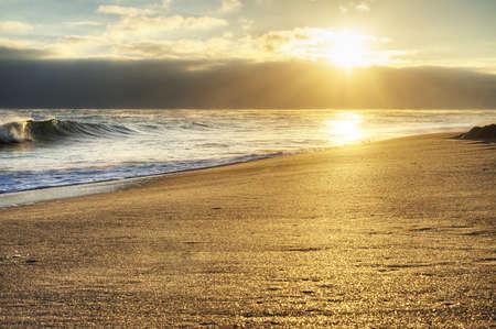 Cape Canaveral Beach Stock Photo - 17081022