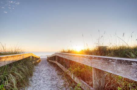 Cocoa Beach, Florida Stock Photo - 17081026
