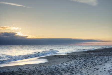 Cape Canaveral Beach Stock Photo - 17081015