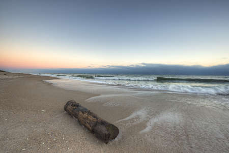Cape Canaveral Beach Stock Photo - 17081021