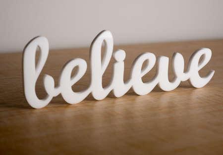 Believe Stock Photo - 17677962
