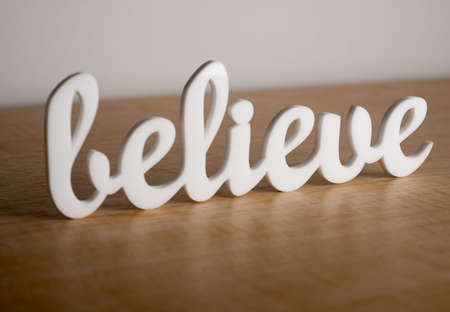 Believe Stock Photo - 17677962