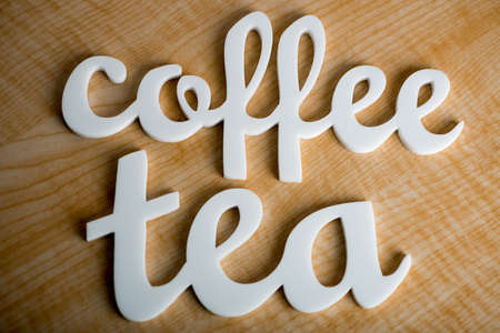 Coffee and Tea Stock Photo - 17677974