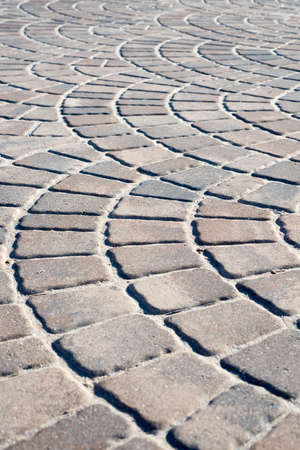 pavers: Close up of Pavers Stock Photo