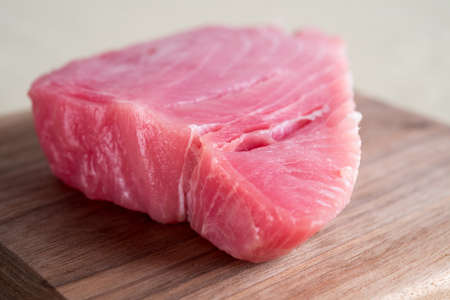 Raw Tuna Stock Photo - 18089282