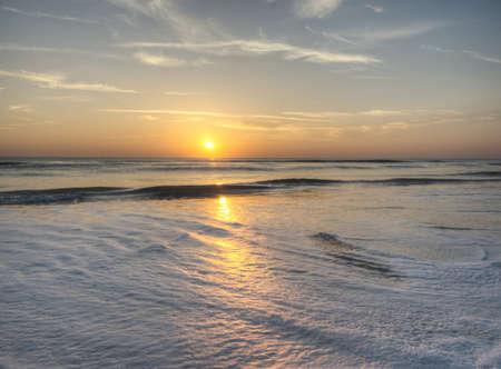 Melbourne Beach at Sunrise