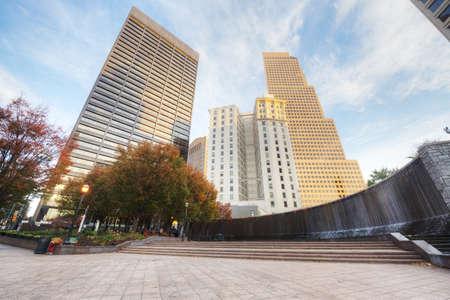 Atlanta in the Morning Hour Stock Photo - 20365078