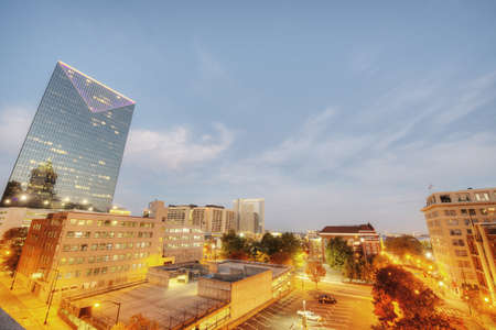 Atlanta in the Morning Hour Stock Photo - 20365072