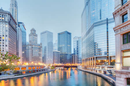 Chicago Stock Photo - 20365045