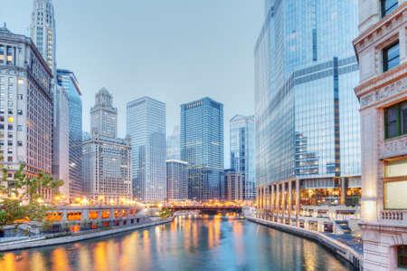 Chicago Stock Photo - 20365045