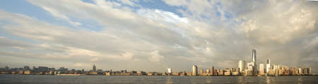 Panorama of NYC Stock Photo - 20862589