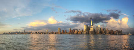 Panorama of NYC Stock Photo - 20862465