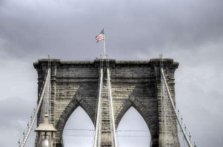 Brooklyn Bridge Stock Photo - 21058471