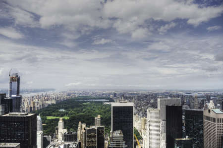 View of NYC Stock Photo - 21058620