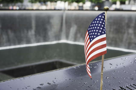 World Trade Center Memorial Stock Photo - 21058705