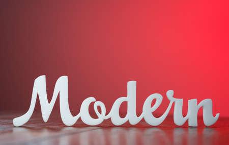 Modern Stock Photo - 21184947