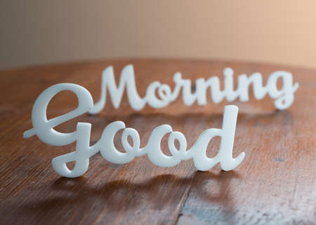 Good Morning Stock Photo - 21186480