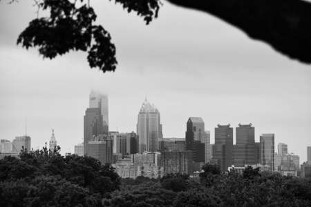 Philly Skyline Stock Photo - 21889466